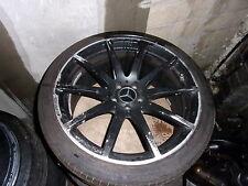 """1 x Mercedes 20"""" AMG Multi Spoke SL65 W231 R231 10 Spoke Alloy Wheel Rear"""