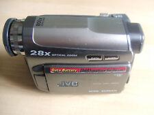 FAULTY JVC GR-D720E MiniDV Digital Camcorder Video Camera