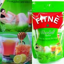 30 Bags FITNE laxative herbal infusion green tea flavored slim diet weight loss