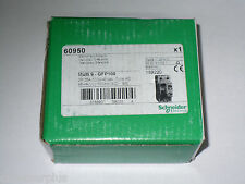 Schneider Electric 60950 Ground Fault Protector, 2P, 25A, 120-240VAC, GFP100,New