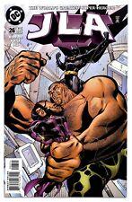 JLA Vol.1 #26(2/99)1st JAKEEM THUNDER(AQUAMAN/BATMAN/FLASH/SUPERMAN)(CGC IT)9.8!