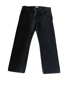 Levi's 501 Black jeans W36 L30