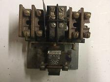 Clark 10 Amp 600 VAC Type PM Relay 5UH9
