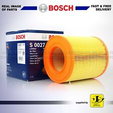 BOSCH AIR FILTER S0027 FITS AUDI A6 2.0 2.4 4.2 2.8 3.2 3.0 (AVANT) OE QUALITY
