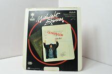 Midnight Express 1978 CED Disk
