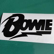 David Bowie Ziggy - Offroad/4x4/Car/Van/Camper/Bike Decal Sticker Vinyl Graphic