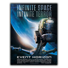 Metal Sign Wall Plaque Event Horizon Movie Film Poster Man Cave années 80 CINEMA CHAMBRE