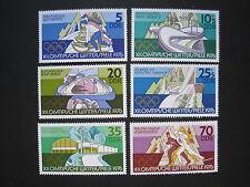 DDR MiNr. 2099-2104 postfrisch**     (DD 2099-04)