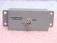 Olektron B-HJ-141B RF Power Splitter 8-Way DC-200MHz BNC