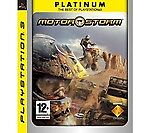 MotorStorm -- Platinum Edition (Sony PlayStation 3, 2008) - European Version