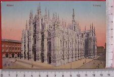 Lombardia – Milano il Duomo -  15627
