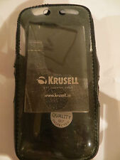 KRUSELL CLASSIC MULTIDAPT LEATHER CASE BLACKBERRY 8100