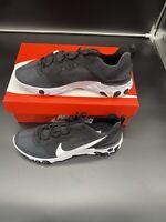 Nike React Element 55 Black/White BQ6166 003 Running Shoes Mens Size 10 NIB