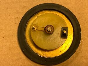 Vintage Rubber Idler Wheel for Wollensak T-1515 Reel to Reel Player (Qty Avail)