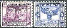 Sierra Leone (1808-1961) Multiple Stamps