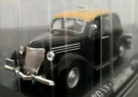 1/43 FORD V8 TAXI MONTEVIDEO 1950 COCHE DE METAL A ESCALA