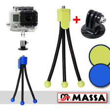 Mini STATIVE Table stand with flexible feet for GoPro HERO cameras 1 2 3 3+ 4 5