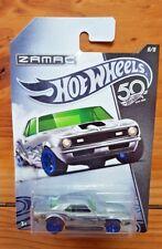 Hot Wheels 2018 50th Anniversary ZAMAC 8 Set