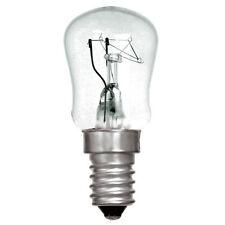 Crompton 15w Horno Lámpara SES/E14/Rosca Edison Pequeña Transparente Crompton