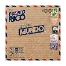 De Puerto Rico Para El Mundo Free Shipping