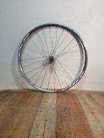 "Bontrager RXL Scandium 29"" Mountain Bike Front Wheel!~Tubeless Ready~Disc~Silver"