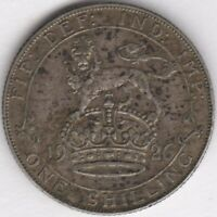 1926 George V Silver One Shilling | British Coins | Pennies2Pounds