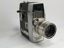 Bell & Howell Zoomatic Director Series 8mm Movie Camera