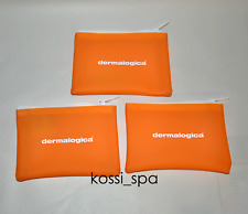 Dermalogica Cosmetic / Makeup Travel Pouch Bag (3 pack) - NEW, FREE SHIPPING