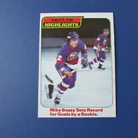 MIKE BOSSY  1978-79  O-Pee-Chee OPC  # 1  RC  New York Islanders MINT !  78-79