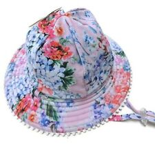 Millymook - Baby Girls 0-12 Months Coco Floppy Hat - Floral Small 23a7f23ff418
