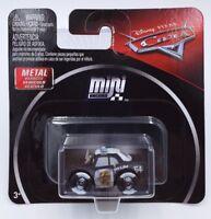 Disney Pixar Cars Mini Racers #10 APB Metal Vehicle Mattel