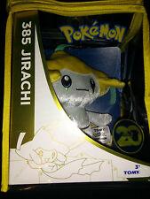 "Jirachi 20th Anniversary Pokemon Limited Edition 8"" Plush |BRAND NEW Tomy"