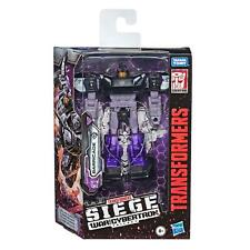 Transformers War for Cybertron: Siege Deluxe Class BARRICADE Figure by Hasbro