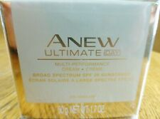 Avon Anew Ultimate Multi Performance Day Cream Broad Spectrum Spf 25 New Sealed