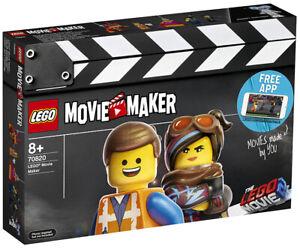 Lego Movie 2 - Movie Maker Kit 70820 Lego