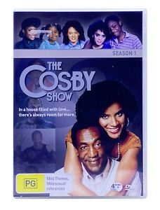 The Cosby Show : Season 1 (DVD, 2006, 4-Disc Set) Region 4