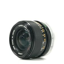 [TOP MINT] Canon FD 24mm F2.8 SSC MF Prime Wide Angle Lens from Japan [KC]
