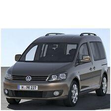 VW CADDY 2010-2015 parafango anteriore in colore laccato, NUOVO!