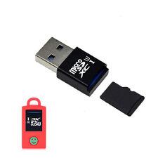 MINI USB alta velocità 3.0 Lettore Schede Di Memoria Flash Adattatore Micro SD