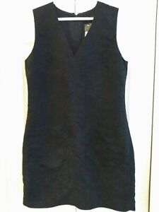 Mossimo Lined Jumper Dress 515255  Size M