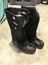 Baffin Driller Steel Toe Extreme Cold Weather Boots 100GELSTP Size 8