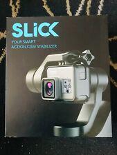 Slick Stabilizer For GoPro - A Motorized Camera Gimbal compatible GoPro.