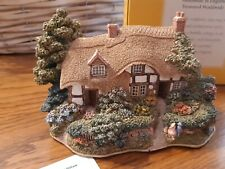 """Lilliput Lane """"Meadowsweet Cottage"""" Mib with deed collector special 96/97 rare"""
