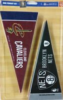 NBA Mini Pennant Set, All NBA Teams, NEW