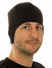 Skully Hat / Helmet liner-Warm Coldgear Fabric wicks & dries fast! size = Medium