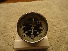 Vintage Stewart Warner Tach Gauge RPM In Hundreds 408858
