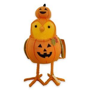 Target 2021 Hyde And Eek Halloween Pumpkin Bird Featherly Friends Pumper New