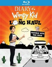 Diary of a Wimpy Kid: The Long Haul (Blu-ray Disc, 2017)