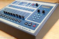 Vintage Drum Machine Samples 190 Devices  ROLAND 808 909 LINN OBERHEIM AKAI