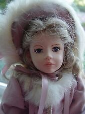 Rare Robin Woods Larissa, 1986 Doll of the Year, Mint